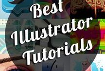 Adobe Illustrator Projects / Adobe Illustrator Projects mostly features tutorials. There are also illustrations and other graphics worth exploring in Illustrator.