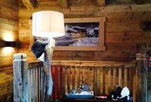 CHALET DI LUSSO / Una spettacolare ristrutturazione , solo legno cuore e passione.