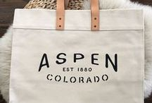 Totes | Destinations / Tote bags for all your favorite places. Order from 1 bag to 100 or more for your wedding or next event. #welcomebags #wedding #guesttote #madeincolorado #welcomedeverywhere #guaranteedhappyhellos