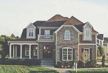 * Dream houses *