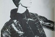 Dior par Yves Saint Laurent 6 ( H.C automne /hiver 1960/61).