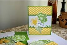 Stampin Up Cards / by Cheryl Clamp-Moody