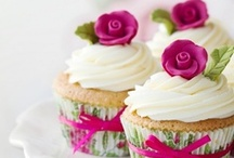 Cake and cupcake ideas we love / Like something you've seen on our ideas board? Bring the picture to us and we can create it for you!