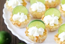 Dessert ideas we love