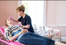 Beauty ~ Eyelashes, Eyebrows, Spray Tans, Facials / Beauty Treatments - Carried out in Bristol & Bath
