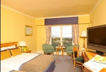 Family Rooms / Our Family rooms have 2 double beds in the room and come with views either overlooking the Entrance of the hotel, Ocean or Championship Golf Course