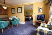 Junior Suites / Junior Suites come with a seperate lounge, washroom and executive bathroom