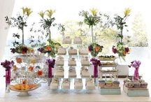 Belle's Patisserie's themed parties / Belles inspires with themed party ideas for  young and old.