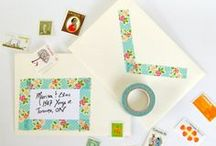 Washi projects