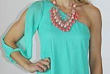 Spring Dresses / www.shop-mesh.com