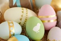 Spring and Easter Parties & Decor