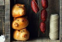 Breads & buns - Inspirations