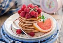 Pancakes & waffles - Inspirations