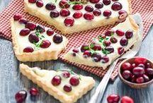 Tarts & pies - Inspirations