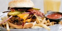 Sandwiches & burgers - Inspirations
