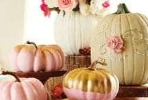 Fall Baby Showers / Ideas for celebrating autumn babies