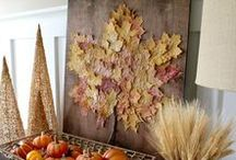 Fall Parties & Decor