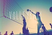 Volley / Dear volleyball, Thank you for being there when nobody else was.
