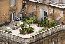 rooftop / terrace