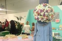 Blooming mannquins / Flower heads for Pulse London by Augustus Bloom