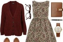 Spring+Fall outfits