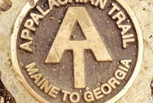 Appalachian Trail / Hiking the A.T. someday. Who's with me?