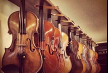 Fiddling around with Violins! / Tedo's latest endeavor