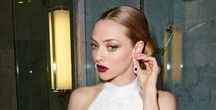 LOOK // Red lips / Beauty looks with red lips for your wedding.
