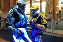 Cosplayers / by Cincinnati Comic Expo Sept. 13-15, 2013
