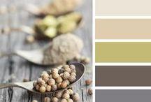 Color Palettes / by Julia Minkovsky