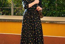 Fancy dress sense / Madameselle