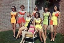 Vintage Swimsuits and Beachwear / Fabulous Swimwear and beachwear / by Renée R