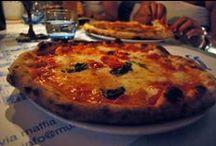 Harbiyiyorum Italy / İtalya / Where to eat what in Italy? / İtalya'da ne, nerede yenir?