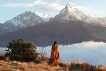 Nepal pejzaż
