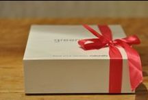 Gift sets / A perfect gift for a friend, your mother or sister! Or how about a gift to yourself  ;)