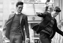 mens style / Mens streetstyle, hipster mod classic fashion and all that jazz :) Thing that get me inspired...
