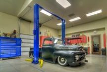 Direct Lift / We Sell & Install / Direct Lifts Official Lift of Barrett Jackson Auctions Over 100,000 Sold!