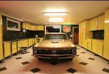 Dream Garage Ideas / Ideas for a great Garage make over  www.fastequipment.net