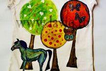Tricouri pictate manual, pentru copii / Eroul preferat al copilului tau, trebuie pictat pe hainuta lui. Rasfata-l! www.laviq.ro www.facebook.com/pages/LaviQ/206808016028814
