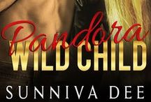 PANDORA WILD CHILD / This is where I'll try to collect all my teasers for Pandora Wild Child as I go. Will try. Hard. :)  https://www.goodreads.com/book/show/22616158-pandora-wild-child / by Sunniva Dee