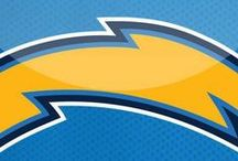 San Diego Chargers / San Diego Chargers / by Dade Ronan