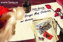 EVENTS / Pentru a vedea intreaga colectie de produse disponibile, te invitam sa vizitezi site-ul nostru: www.laviq.ro