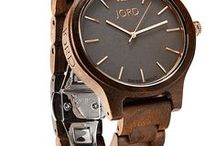 JORD Collection | Best gifts 2017 / JORD is the premiere maker of luxury wood watches for both men & women and has set the standard for design and quality craftsmanship when working with natural materials. The full line includes classic quartz, chronograph, and automatic movements - bolstered by high end components and exotic wood from around the globe. Raw material, refined design.
