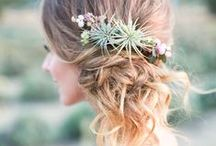 WEDDING - Hair / Coiffure