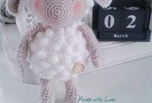 Amigurumi / Szydełko / Crochet / hand made