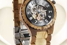 Top Gifts for Guys / The top 2016 holiday gift for the guy in your life is a natural wood watch from JORD! Complete his collection with a gift that's unique and unexpected. The line features, automatic, chronograph, and quartz timepieces so you'll be sure to find his perfect fit!