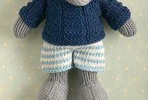 tricot jouet objet