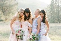 WEDDING - Bridesmaids / les Demoiselles d'honneur