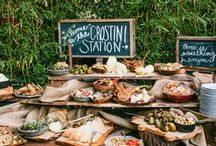 WEDDING - Food & Drink Bar