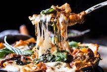 Pasta - Nudelgerichte / Pasta in allen erdenklichen Formen und Variationen